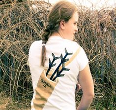 Hunger Games quiver shirt