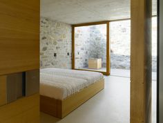 Image 15 of 20 from gallery of Brione House / Wespi de Meuron. Photograph by Hannes Henz