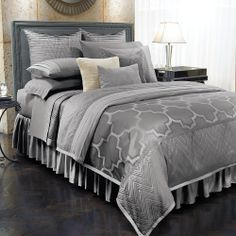 Jennifer Lopez  Old Hollywood bedding set.---love love love but not a $200 for a 4 peice set love, sorry will just have to admire from good ole pinterest.