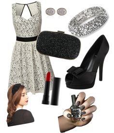 """""""Date Night"""" by bella-wakeman ❤ liked on Polyvore"""