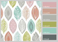 Paletas de color (XVI)