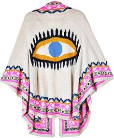 Eye Shawl