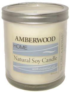 Amberwood Madison Jar Soy Candle | green 3 | #USAMade #NaturalSkinCare #AllNatural