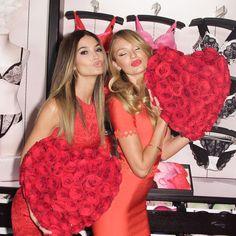 Valentine's Day with Victoria's Secret