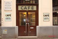 Café Hawelka, Vienna