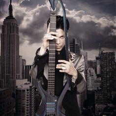 The Beautiful One & his Badass Bass guitar ●■●•●■●•●■■●•●■