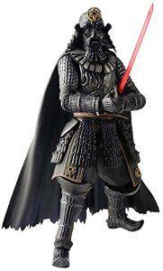 "Bandai Tamashii Nations Movie Realization Samurai General Darth Vader ""Star Wars"" Action Figure from Bandai Disc: Affiliate Link"