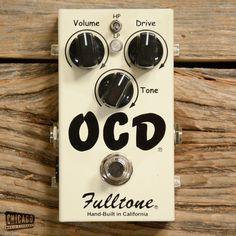 Fulltone OCD Overdrive Pedal USED