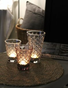 Tine K, candles,