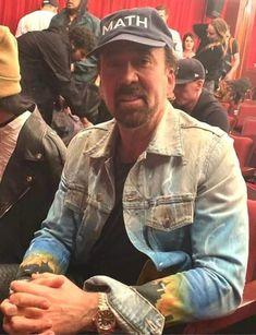 Nicolas Cage, Baseball Cards, Denim, Sports, Jackets, Down Jackets, Sport, Jacket, Jeans