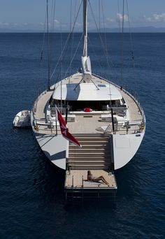 Big Boy Toys / Sailing yacht Zefira by Fitzroy Yachts, Dubois Naval Architects and Remi Tessier