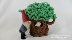 The Journey Of A Little Tree And Visitors From The Forest