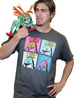 World of Warcraft Murhol Pop Art T-Shirt $21.99