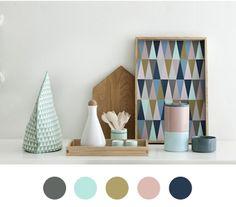 Color Collective: earth tones