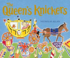 The Queen's Knickers - 9781849417587
