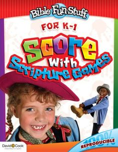 Score with Scripture Games (Bible Fun Stuff for K-1): Amazon.co.uk: David C Cook Publishing Company: 9781434768612: Books