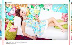 Lilly Pulitzer Lookbook -sp13 | Bloomingdale's