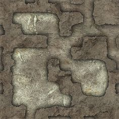 Heroic Maps - Geomorphs: Cavern Lairs - Cavern Lairs Cavern Lairs is a printable dungeon floorplan compatible with any RPG/Dungeon-Crawl game. Virtual Tabletop, Tabletop Rpg, Dungeon Tiles, Dungeon Maps, Old Dragon, Map Layout, Fantasy Map, Pen And Paper, The Witcher