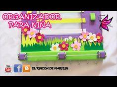 ORGANIZADOR DE DIADEMAS Y ACCESORIOS - Organizer accessories diademasy - YouTube