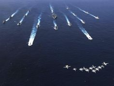 World's Biggest Aircraft Carriers
