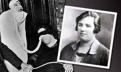 TODAY is the 55th anniversary of the death of Helen Duncan (1897-1956), the last person to be imprisoned under the British Witchcraft Act 1735.  Duncan, who had demonstrated psychic ability throughout her life, got unstuck when she performed a séance in Portsmouth in November 1941 and accurately revealed that a battleship, the HMS Barham, had been sunk.  Wartime