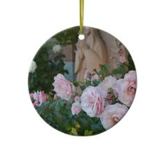 Prayer Roses Ornament