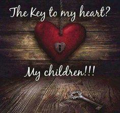 My children are my heart