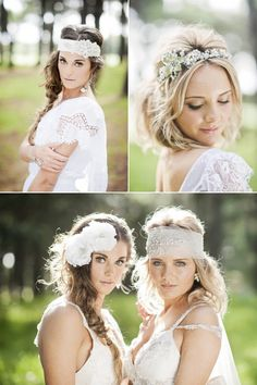 Bohemian Inspired Photo Shoot by Teeki, Photography by Nadean, Chanele Rose Flowers + Makeup by Megan – Style Me Pretty