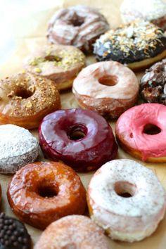 Portland | Blue Star Donuts • 1237 SW Washington / Laurens Latest