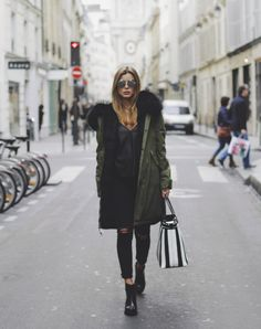 paris street style givenchy linda farrow look
