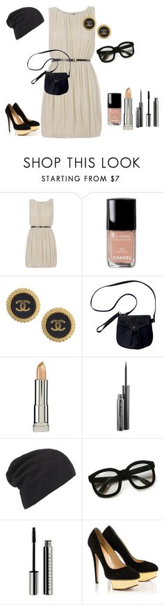 """Spring Fashion"" by rabiaheart ❤ liked on Polyvore featuring Theory, Chanel, Hayden-Harnett, MAC Cosmetics, AllSaints, Emmanuelle Khanh and Chantecaille"
