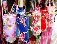 台北「永楽市場」内「右翔進口傢飾布」花布ランチョンマットがかわいい!ポーチも豊富♡日本人御用達の布屋さん   LOVE! TRAVEL Taiwan, Gift Wrapping, Gifts, Gift Wrapping Paper, Presents, Wrapping Gifts, Favors, Gift Packaging, Gift