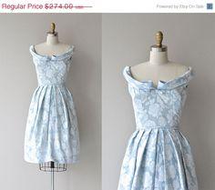 SALE 25% OFF... Harvey Berin dress  vintage 1950s by DearGolden