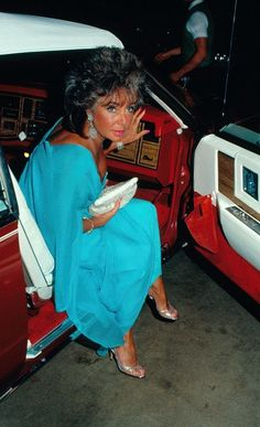 Glamorous in the 1990's.