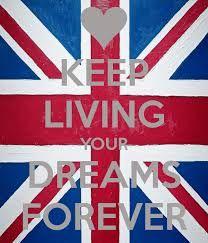 Keep living your dreams forever/ Zachovaj svoje sny navždy živé