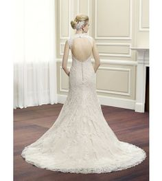 Moonlight Couture Fall 2014 - Style 1263 - Bridal Dresses