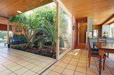 Robin Boyd's McManamny House  LOVE an internal courtyard/atrium