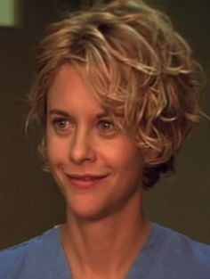 Meg Ryan City of Angels Hair