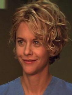 Meg Ryan City of Angels Hair