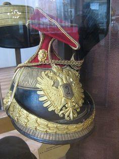Officer's Czapka (cap), 2nd Landwehr Lancers - Austria