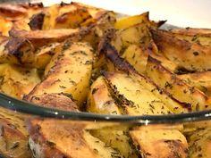 Tapenade, Tzatziki, Potatoes, Vegetables, Potato, Vegetable Recipes, Veggies
