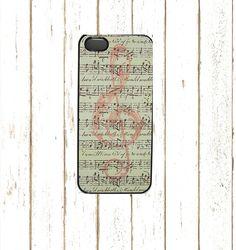 Music Iphone 5/5S Case Iphone 4/4S Iphone 6/6S case by Shoreberry