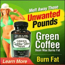 Green Coffee Bean Extract is a great weight loss supplement