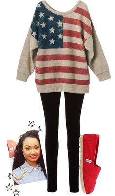"""""""-// leigh-anne's ootd. (:"""" by little-mix-anon ❤ liked on Polyvore"""
