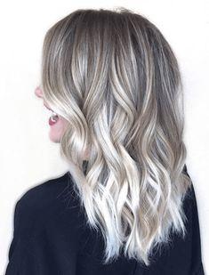 Silver Hair Color Trend - van grijze granny tot metallic silver | Kapper Amsterdam