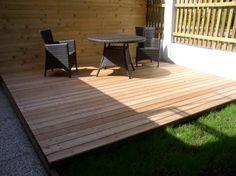 Wooden Decks, Terraces, Outdoor Decor, Home Decor, Decks, Decoration Home, Room Decor, Terrace, Wood Decks