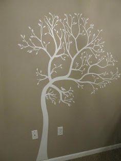 Charlie The Cavalier : Tree Wall Decal for Nursery