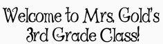 3rd grade resources