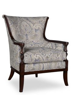 Carved Wood Accent Chair | A.R.T. Furniture | Home Gallery Stores