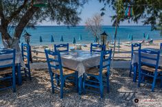 Samos - Votsalakia - rinus lasschuyt fotografie Places Around The World, Around The Worlds, Samos Greece, Greece Islands, Outdoor Furniture Sets, Outdoor Decor, Amazing Nature, Strand, Beautiful Places